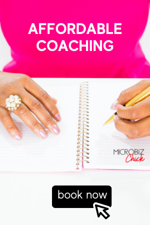 affordable coaching microbizchick